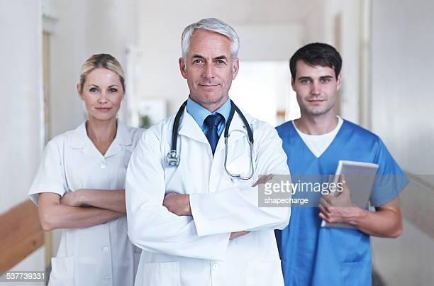 Les professionnels de santé, vous pouvez compter sur