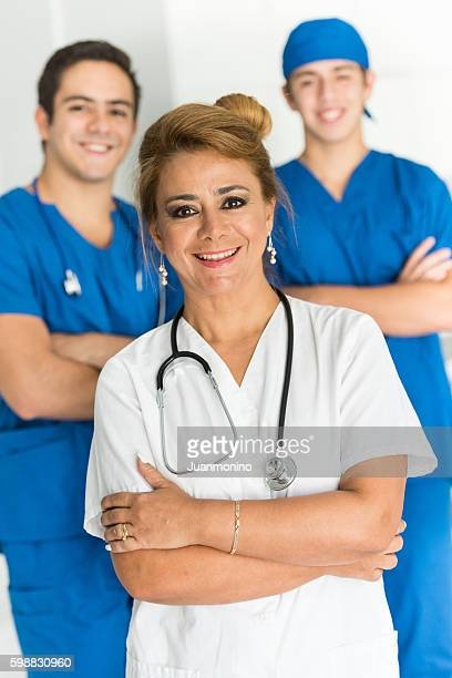 Healthcare teamwork