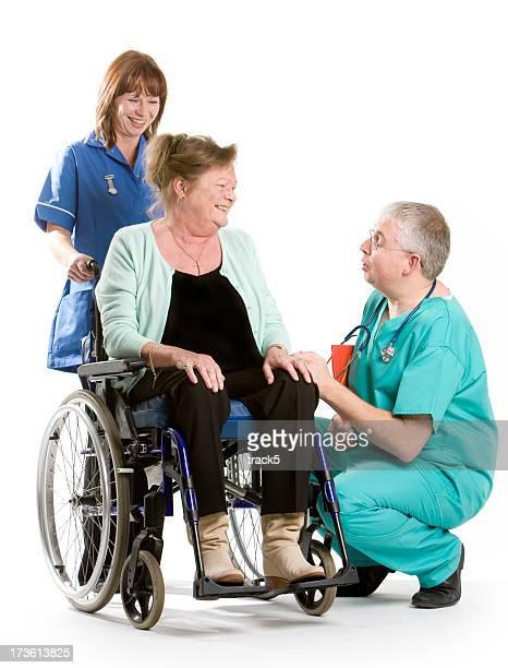 Gesundheitswesen: Behandlung