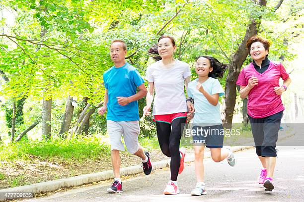 Healthy Active Family
