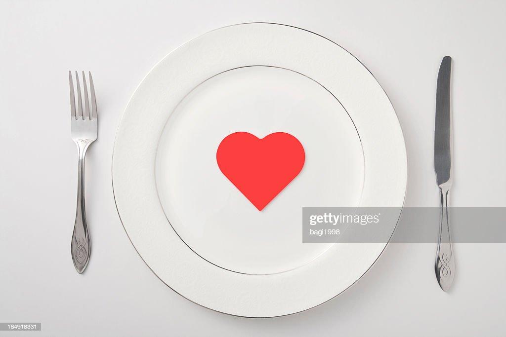 Comida saludable : Foto de stock