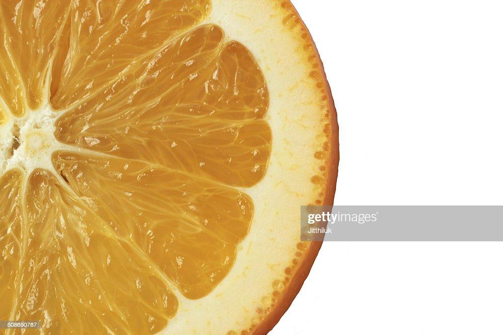 Healthy food, background. Orange : Stock Photo