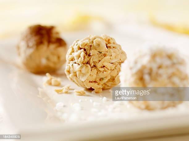 Healthy Granola Balls