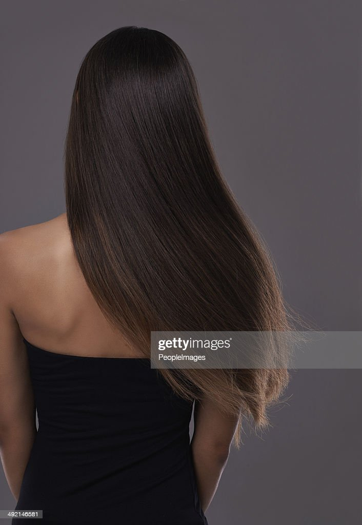 Healthy hair at it's best!