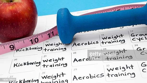 Healthy lifestyle: Diet and Exercise
