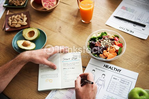 Healthy Lifestyle Diet Nutrition Concept : Stock Photo