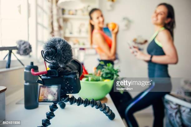Healthy lifestyle vlog