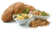 'Healthy Lifestyle, Whole grains'