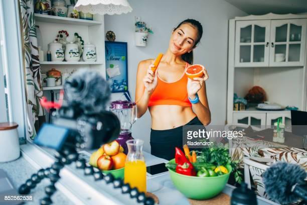 Healthy lifetyle vlog