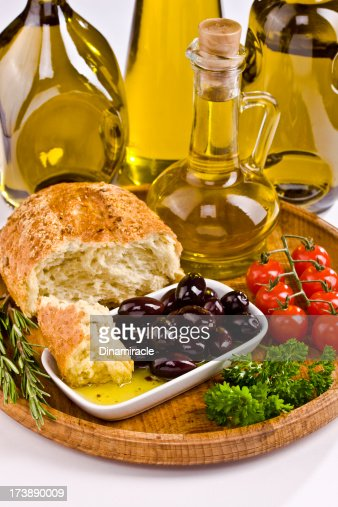 Healthy Mediterranean Eating With Olives