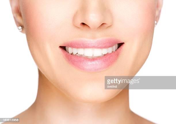 Gesunden Lächeln
