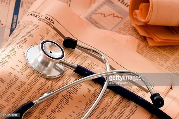 Healthy stock market