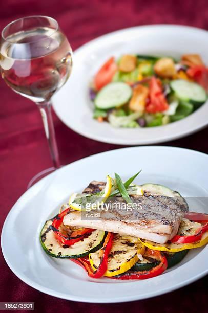 Healthy Swordfish