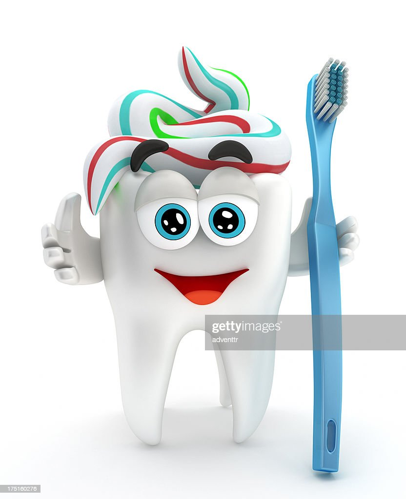 Healthy tooth : Stock Photo