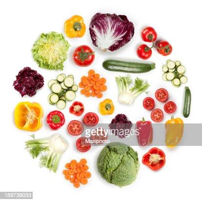 Healthy Vegetarian Food