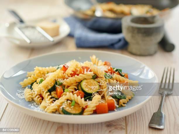 Healthy Vegetarian pasta