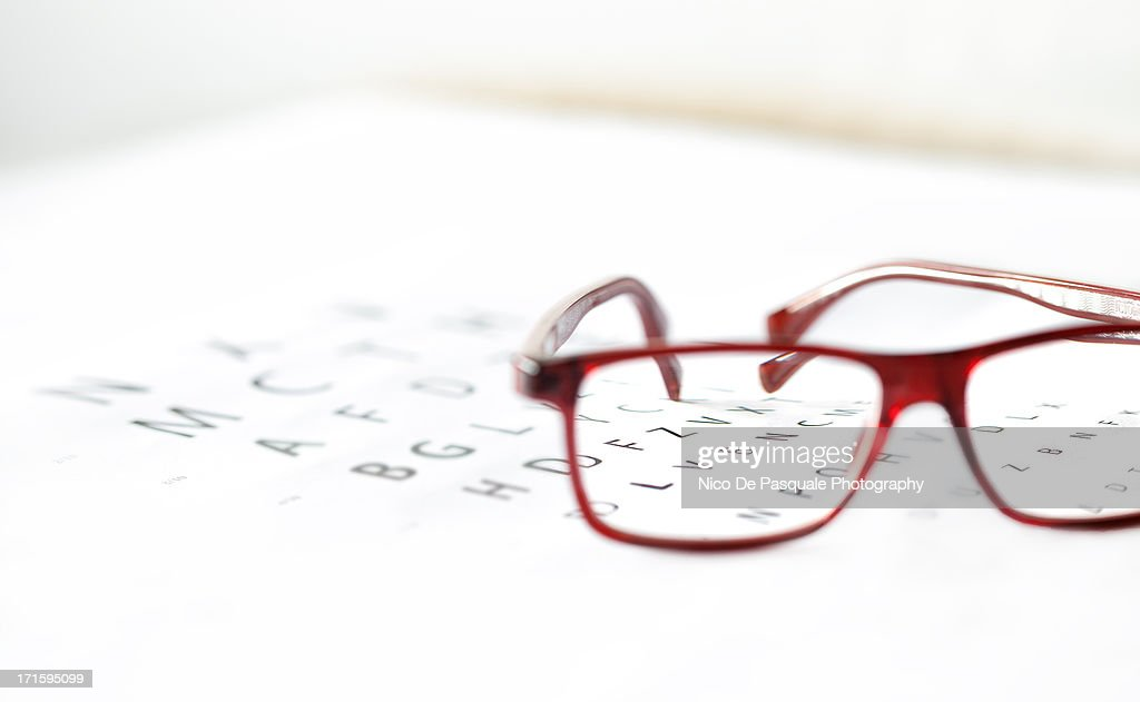 Healthy Vision : Stock Photo