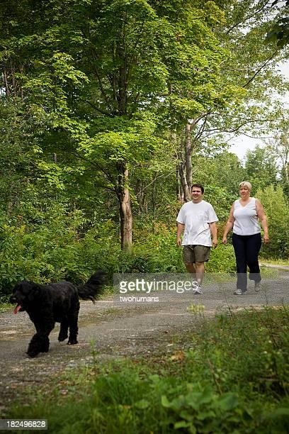 Healthy walk