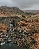 The Healy Pass on the Beara Peninsula, Ireland.