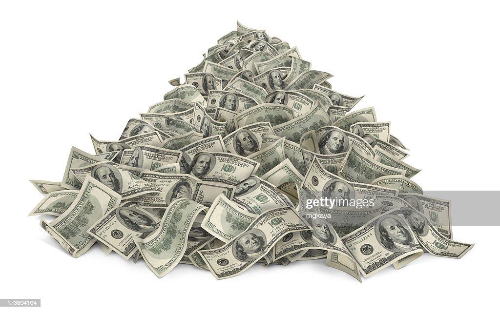 Heap Of Money