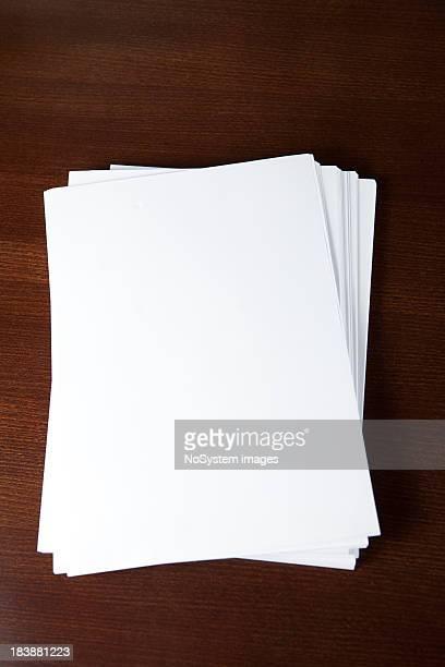 Minier de papier