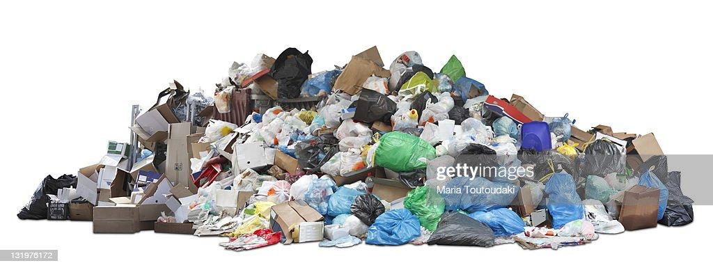 Heap of rubbish