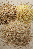 Heaps of grain
