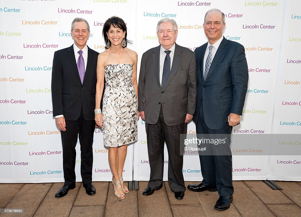 Lincoln Center Spring Gala Honoring The Hearst Corporation