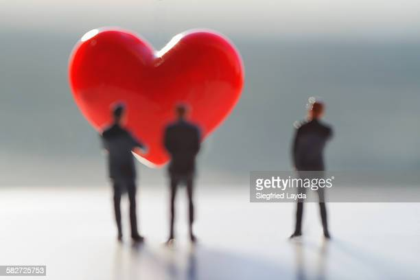 Heart and business