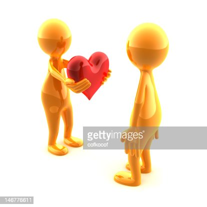 Heart for you (XXL) : Stock Photo