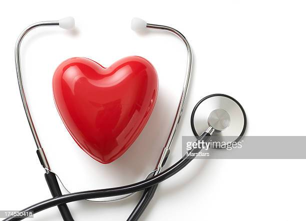 Heart health checkup concept
