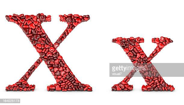 Coração latina X