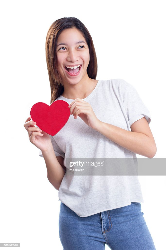 Heart Of Valentines Day : Stockfoto