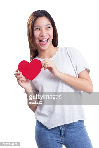 Heart Of Valentines Day : Stock Photo
