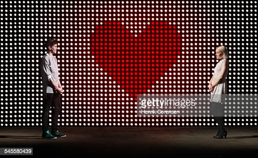 heart on lightwall