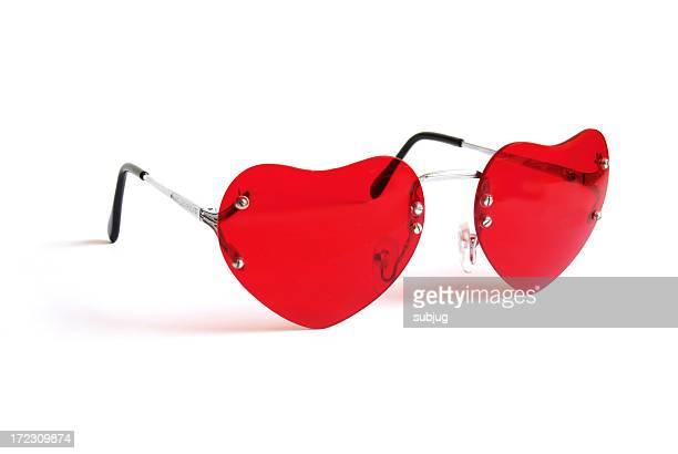 Herzform Form Gläser