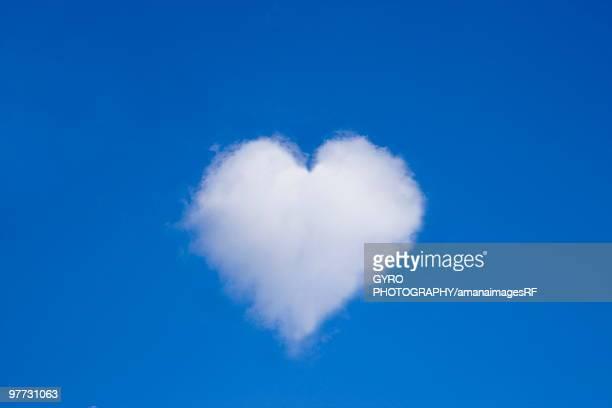 A Heart Shaped Cloud