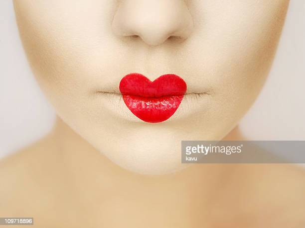 Heart Shaped Lipstick