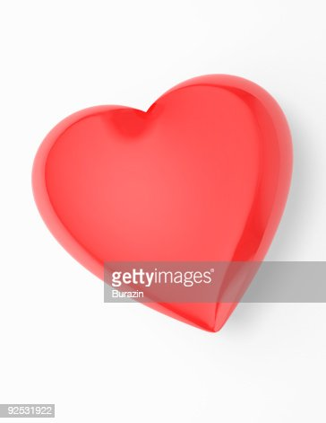 Heart still life : Foto de stock