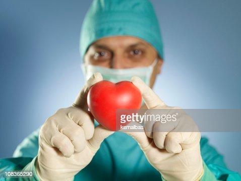 heart transplant : Stock Photo