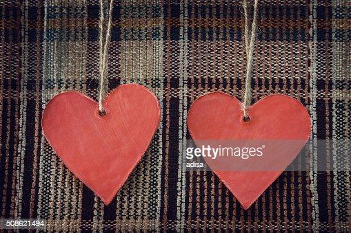 Hearts : Stock Photo
