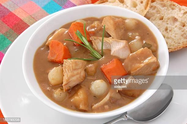 Hearty Turkey Stew
