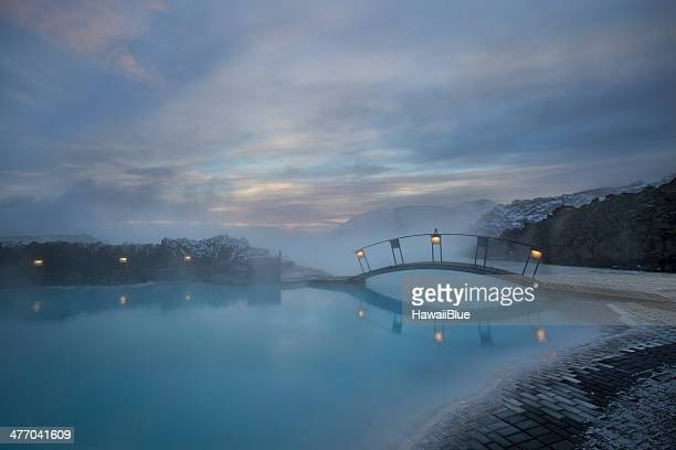 Heated Blue Lagoon