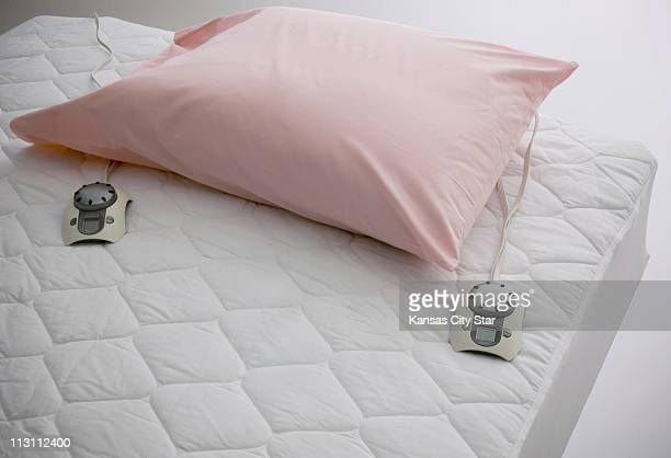 Heated mattress pads are available in polyester and cottonpolyester blends For safety reasons the control cord should run on the floor under a bed...