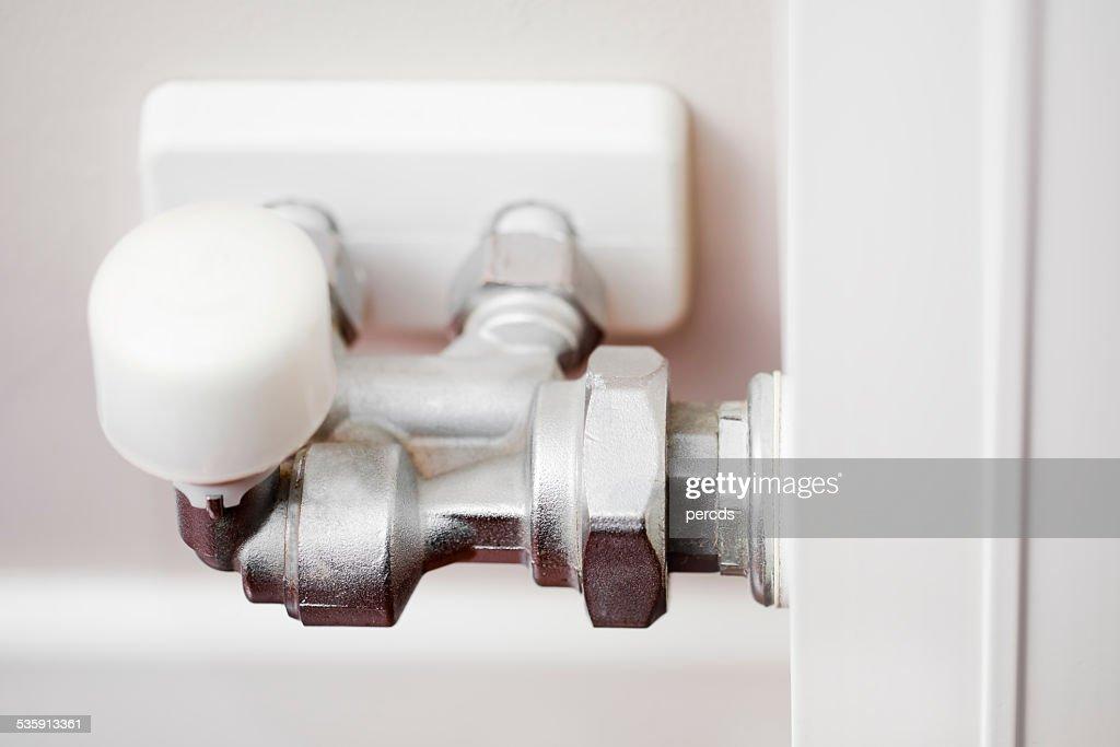 Heater regulator : Stock Photo