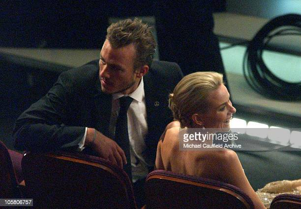 Heath Ledger and Naomi Watts during The 76th Annual Academy Awards Show at The Kodak Theater in Hollywood California United States