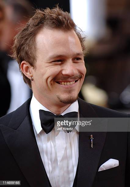 Heath Ledger nominee Best Actor in a Leading Role for 'Brokeback Mountain