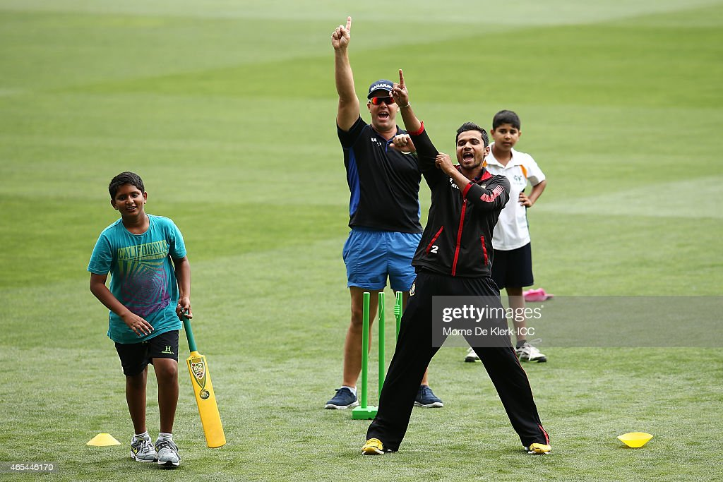 ICC Charity Training & Coaching Session Adelaide