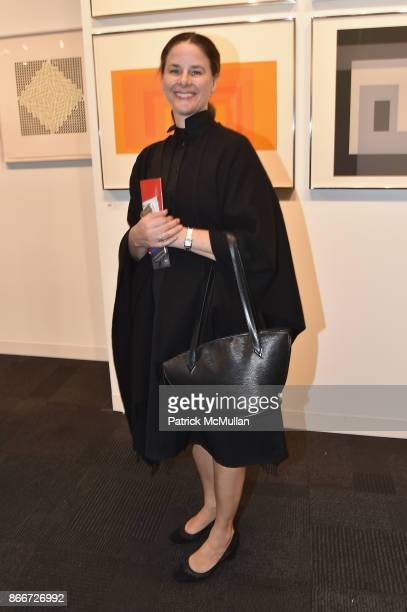 Heather Bandon attends the IFPDA Fine Art Print Fair Opening Preview at The Jacob K Javits Convention Center on October 25 2017 in New York City