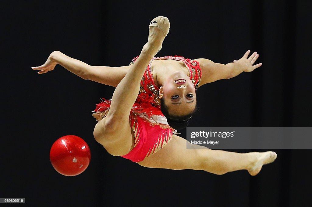 Rhythmic Gymnastics Rhode Island